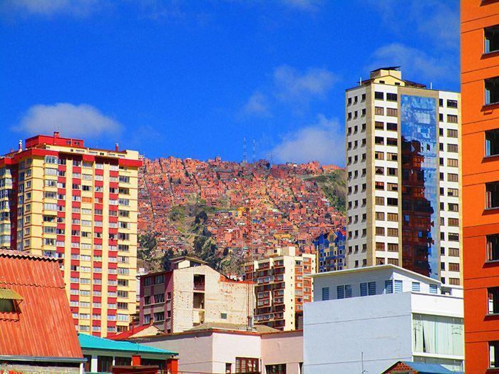 Sopocachi, La Paz