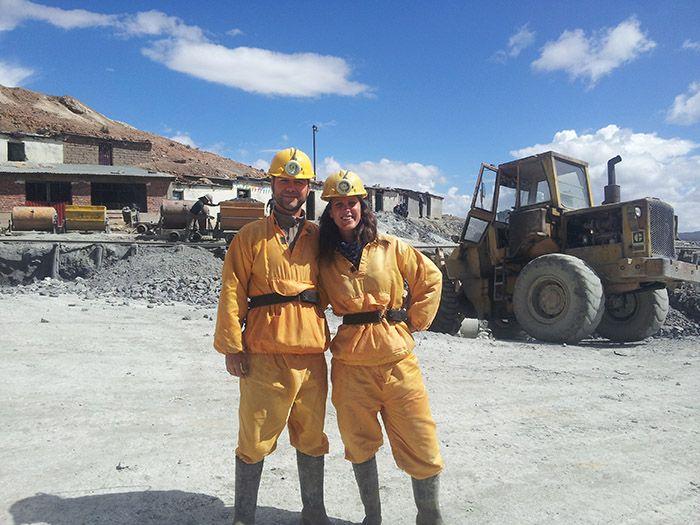 Potosí: visita a las minas