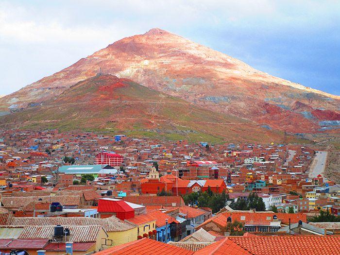 Potosí y el Cerro Rico
