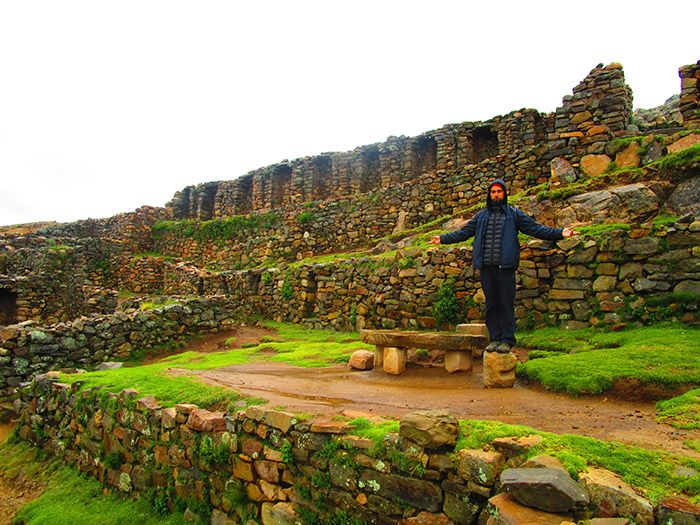 Ruinas de Chincana