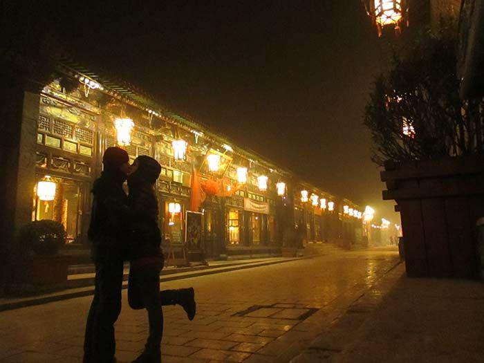 Ancient City, Pingyao, china