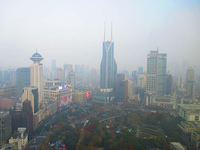 People's Square, Shanghai