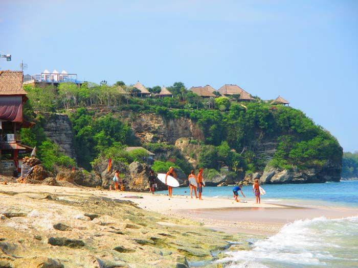 Playa Bingin, Uluwatu, Bali