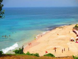 Dreamland Beach en Uluwatu, Bali