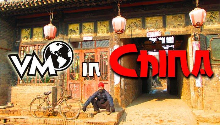 Viaja a China con buen humor. Pingyao