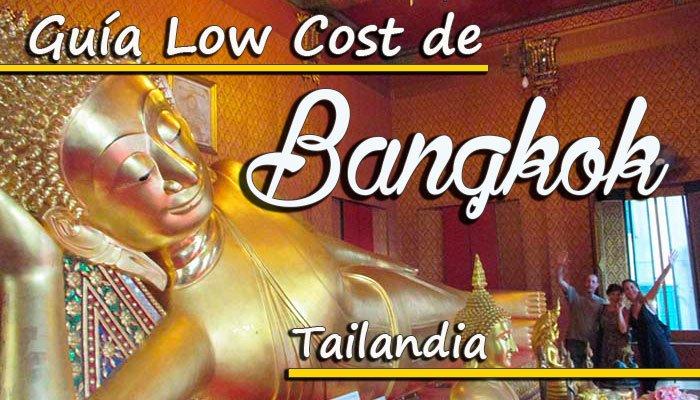 Guía low cost de Bangkok