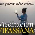 Retiro Meditación Vipassana