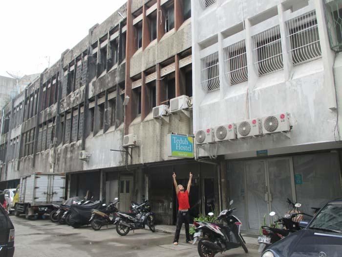 Teduh Hostel en Jakarta