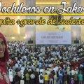 Mochileros en Jakarta: La mezquita más grande del sudeste asiático