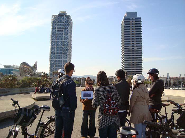 Barcelona Bici eléctrica 18