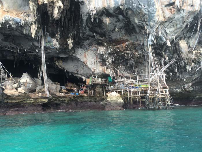 Viking Cave Koh Phi Phi Tailandia