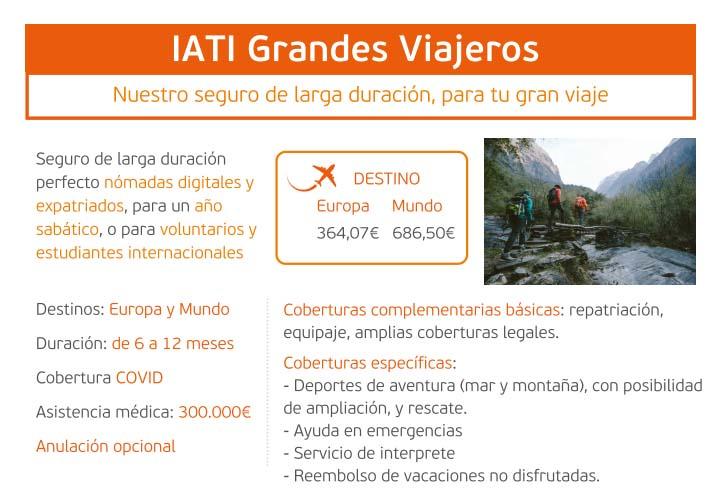 IATI Grandes Viajeros resumen 2021