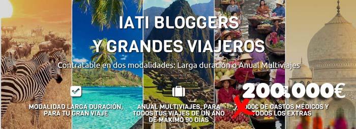 Iati Bloggers y Grandes Viajeros 2019