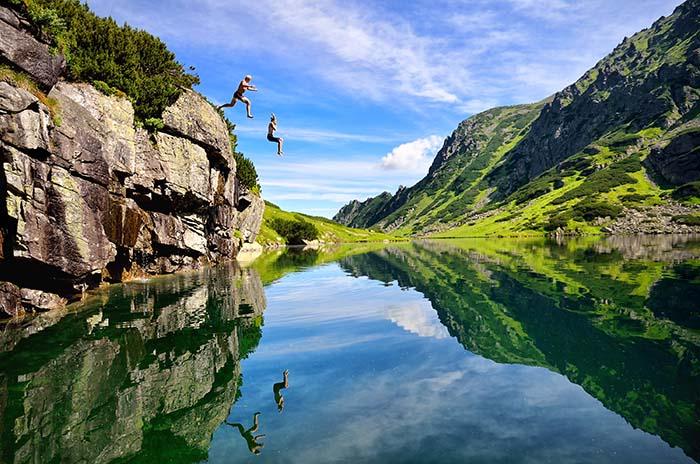 Seguro de viaje deportes de aventura