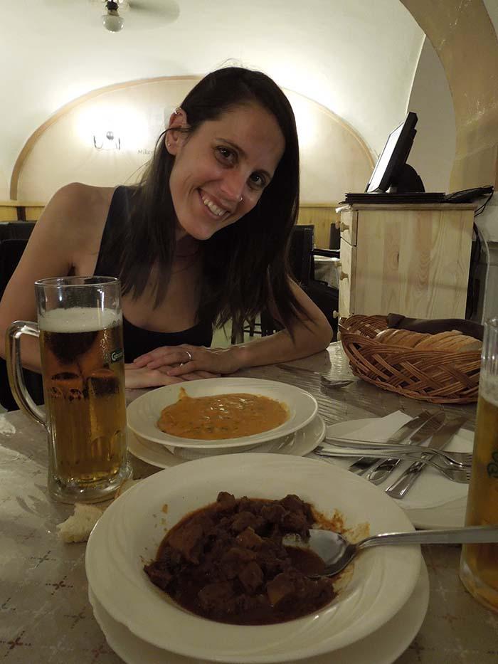 Frici Papa, restaurante de comida húngara barata