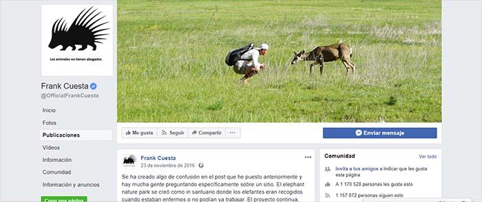 Frank de la Jungla opinion Elephant Nature Park
