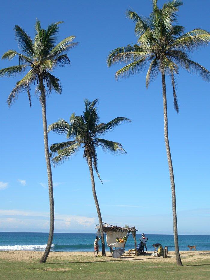 Nomadas digitales en Sri Lanka