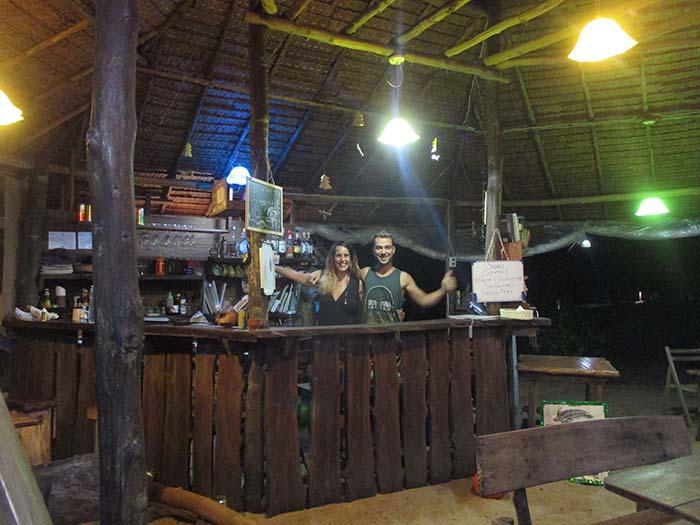 Koh Phra Thong Restaurante