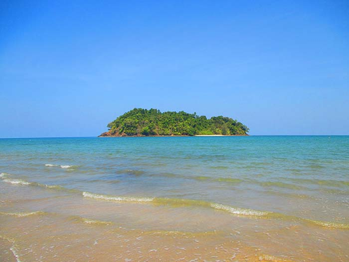 Koh Phra Thong - Koh Pling