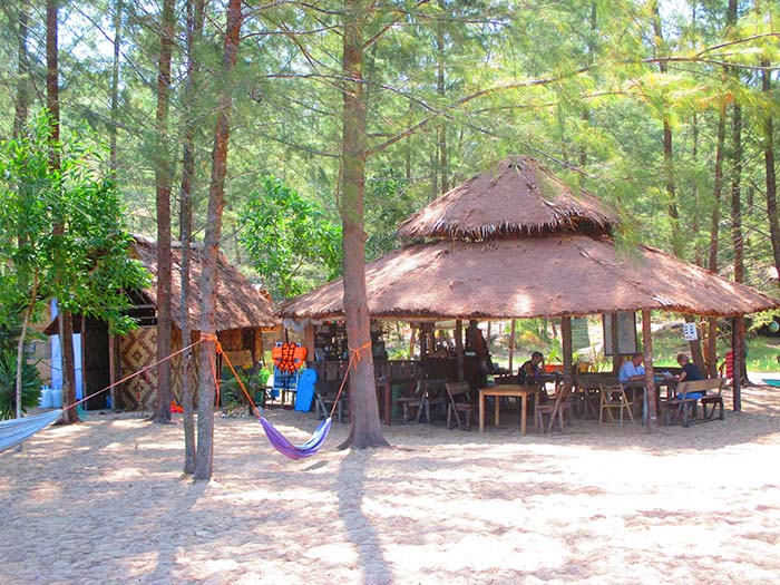 Restaurante Horizon Eco Resort Koh Phra Thong