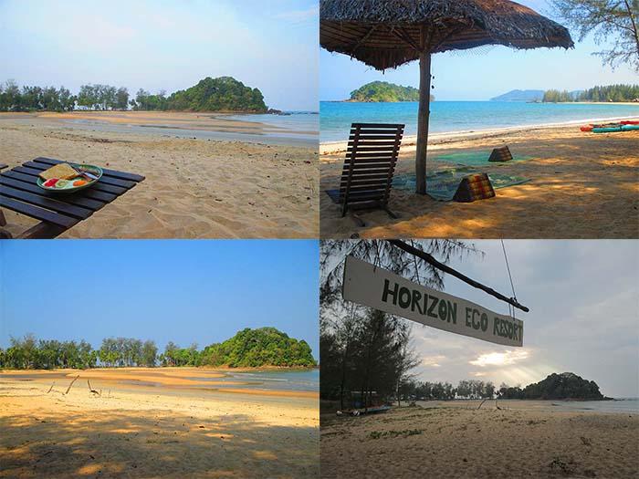 Vistas Horizon Eco Resort Koh Phra Thong