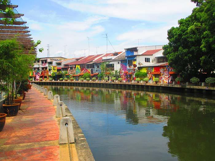 Qué ver en Melaka en un día