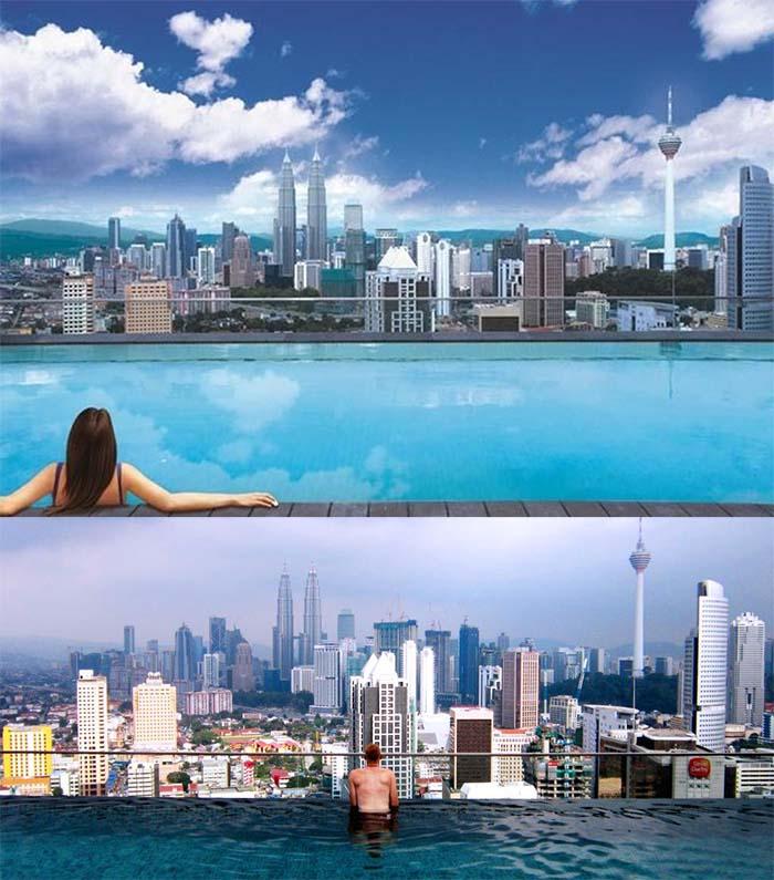 Regalia Suites Infinity Pool Kuala Lumpur