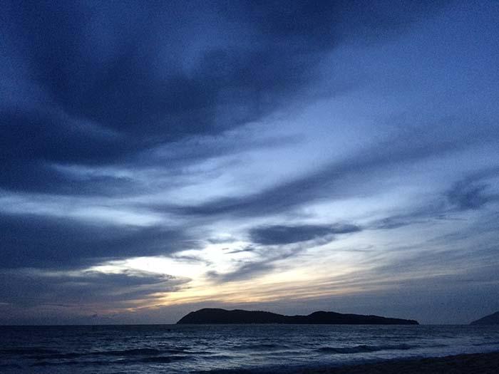 Atardeceres en Langkawi por Viviendoporelmundo