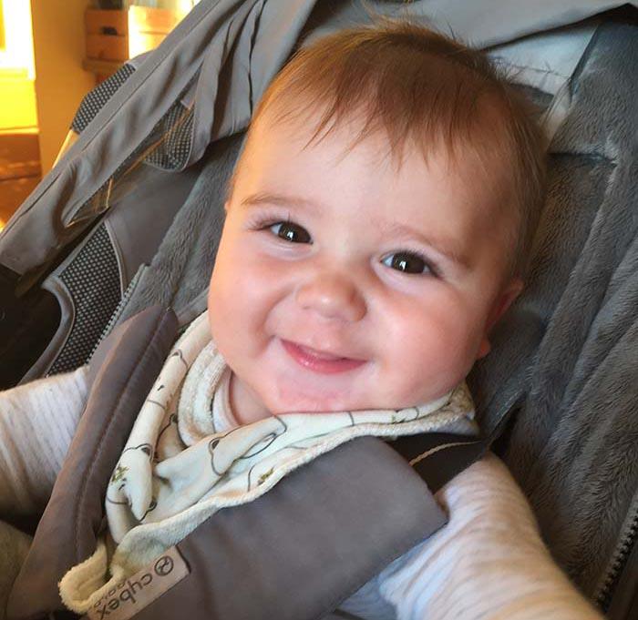 Estaremos haciendo bien viajando con un bebé tan pequeño