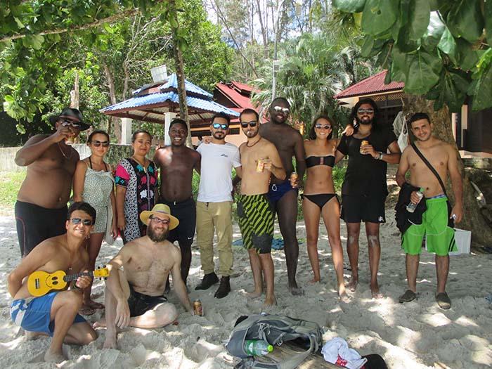 Pasir Tengkorak Beach Langkawi Viviendoporelmundo