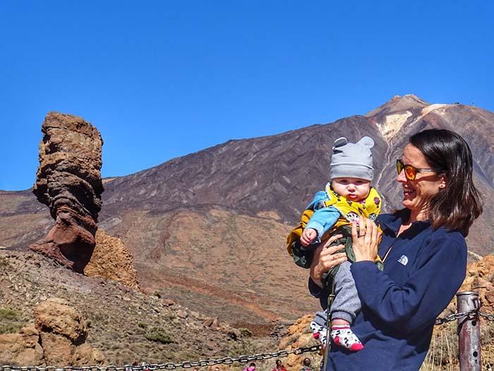 ¿Por qué escogimos Tenerife como primer viaje para nuestro bebé