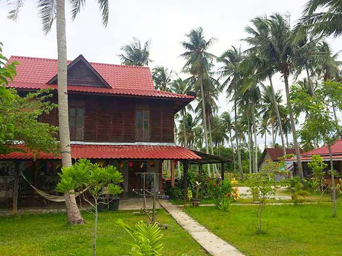 Soluna Guest House Viviendoporelmundo en Langkawi