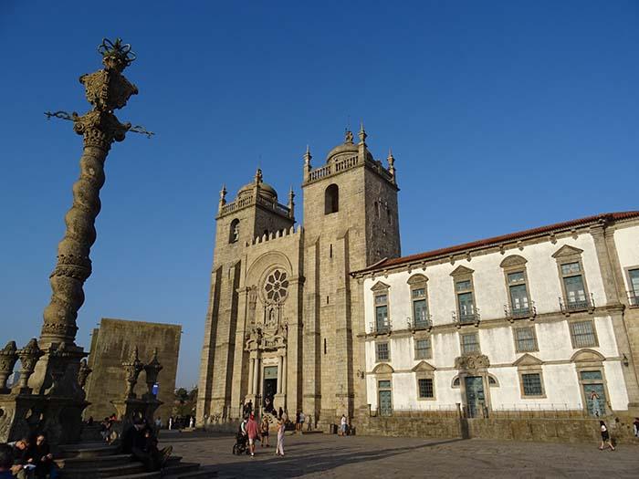 Catedral de Oporto Viviendoporelmundo