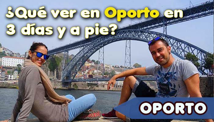 Destacado Qué ver en Oporto en 3 días y a pie
