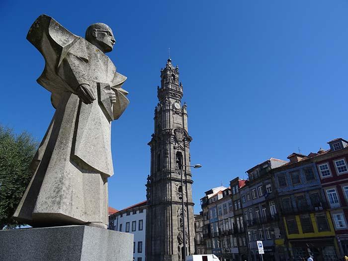Torre de los Clérigos Viviendoporelmundo