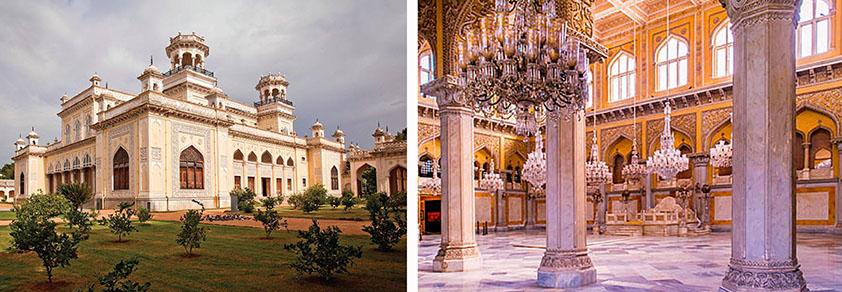 Palacio Chowmahalla Hyderabad Viviendoporelmundo