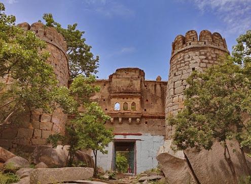 Durga Temple en Hampi