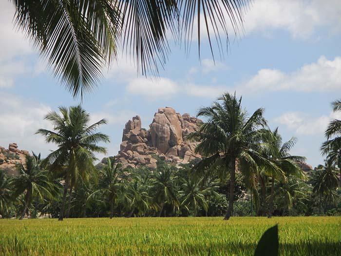 Hampi Island o Hampi Virupapur Gaddi