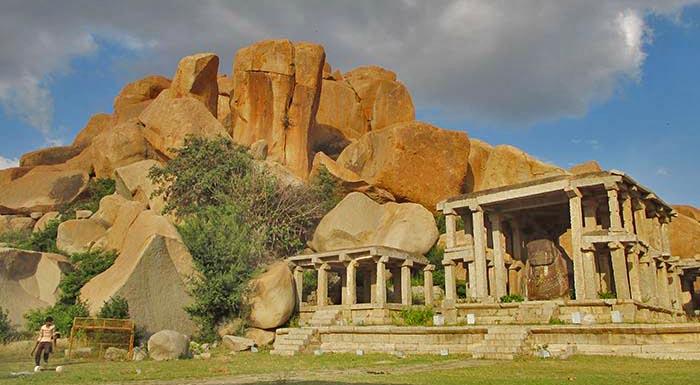 Templos de Hampi