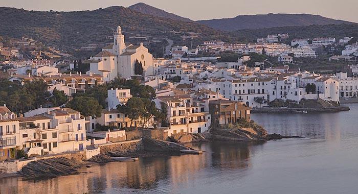 Top 9 pueblos bonitos de Cataluña. Cadaqués
