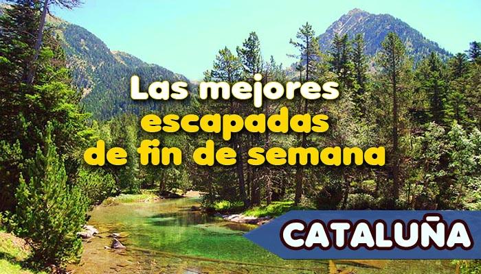Las mejores escapadas de fin de semana en Cataluña