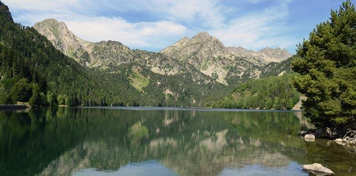 Escapadas fin de semana Cataluña. Parque Nacional d'Aigüestortes i Estany de Sant Maurici