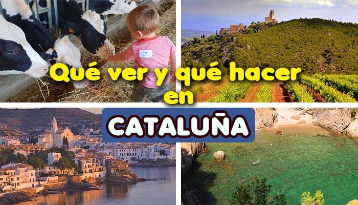Qué ver y qué hacer en Cataluña