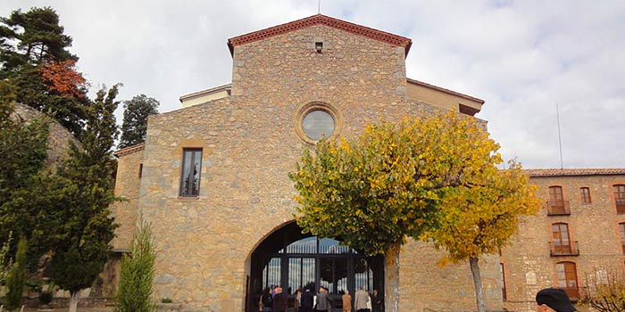 Escapadas fin de semana Cataluña. Santuario de Queralt