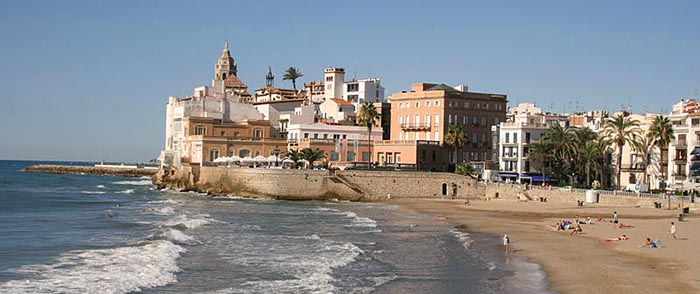 Excursiones de un día desde Barcelona. Excursión a Sitges