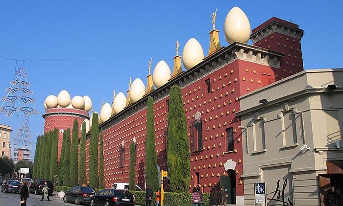 Excursiones de un día desde Barcelona. Excursión a Figueres y Museo Dalí