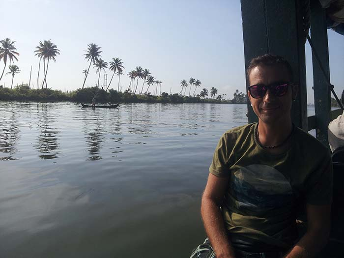Tour por los famosos Backwaters de Kerala