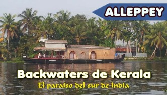 Alleppey Backwaters de Kerala