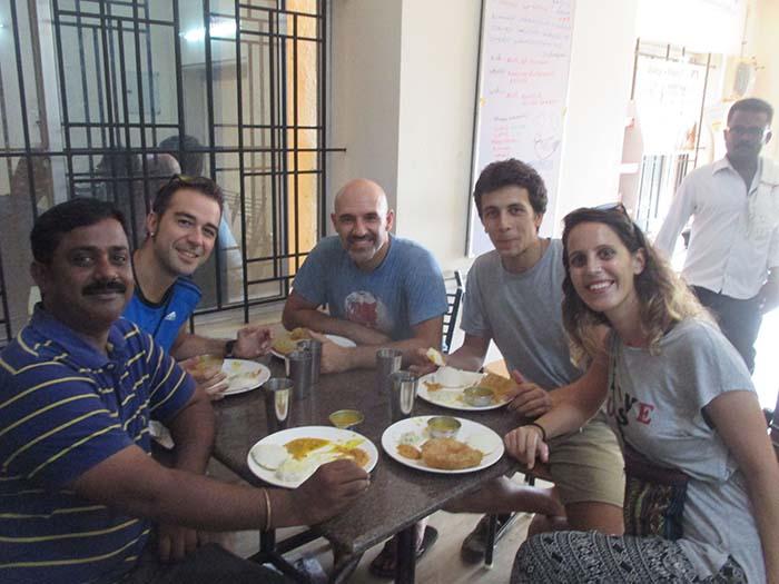 Nuestra experiencia haciendo couchsurfing en India