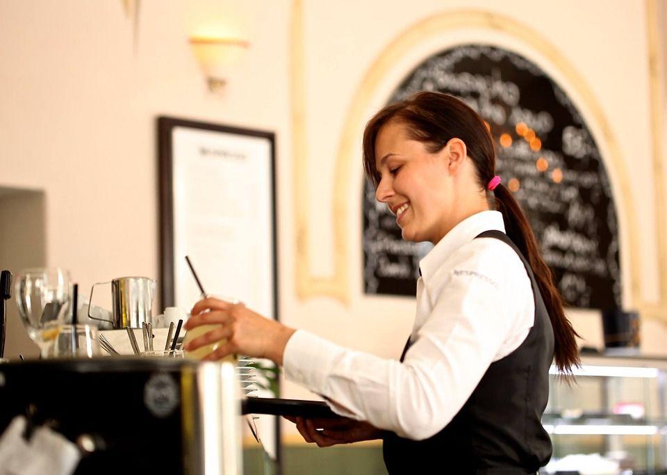Trabajar por el mundo en Hostelería camarero
